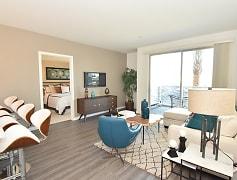 Hardwood Style Flooring in Living Areas