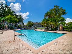 Huge Pool Area - Rocky Creek Apartments