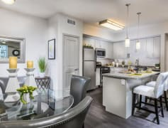 Choose gray cabinets for a more contemporary feel