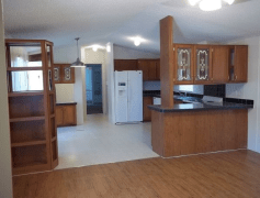 Open Layout w/ Built ins and tons of counter and cabinet space!