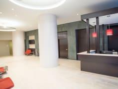 Lobby & Concierge Station