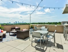 Exclusive Rooftop Lounge