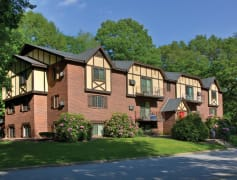 Wooded 88-acre community