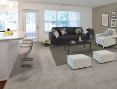One Bedroom Living Area (Avalon Oaks - Building 4000)