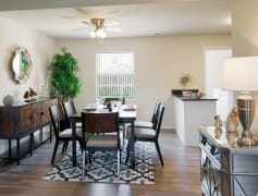Perfect Dining Area To Entertain Or Relax Over A Delicious Meal