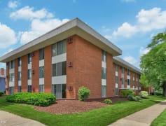 Sheridan Arms Apartments Bay City MI Building Exterior 4078