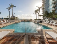 Take a dip at our resort-style pool