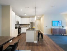 Spacious Kitchens with Modern Finishes
