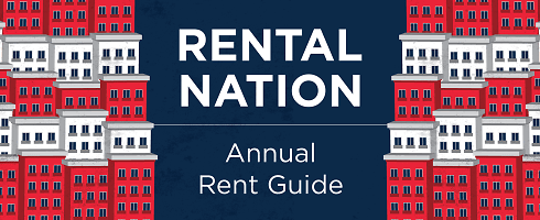Infographic: Apartment Guide 2019 Annual Rent Report