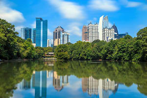 The Most and Least Expensive Atlanta Neighborhoods by Average Rent