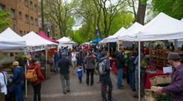 Get Fresh Vegetables on Your Table from Portland's Farmers Markets