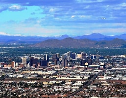 Moving in Phoenix