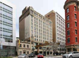 The Osborn/Huron Square - Cleveland