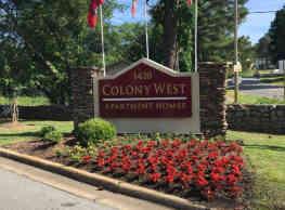 Colony West - Little Rock