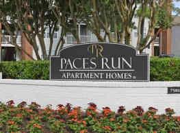 Paces Run - Columbia