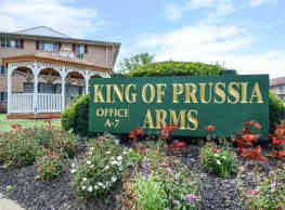 King Of Prussia Arms - King of Prussia