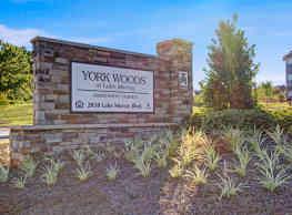 York Woods at Lake Murray - Columbia