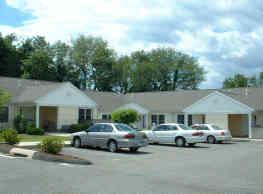 Prindle Terrace Apartments Senior Housing - Orange