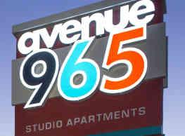 Avenue 965 - Las Vegas