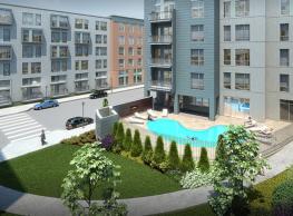 1 br, 1 bath Mid Rise (5-8 stories) - 45 William T - Boston