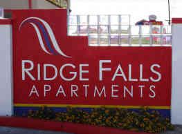 Ridge Falls - Las Vegas
