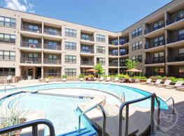 City Walk Apartments - Charlottesville