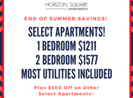 Horizon Square - Laurel