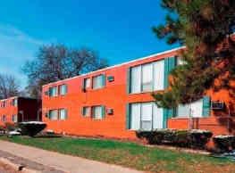 Terrace Court Apartments - Detroit
