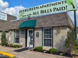 Evergreen Apartments - Tulsa