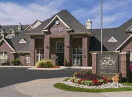 The Savoy at Dayton Station Apartments - Aurora