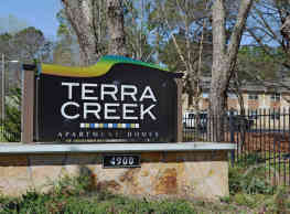 Terra Creek - Stone Mountain
