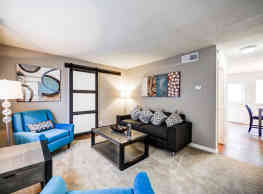 Booker Creek Townhouse Apartments - Chapel Hill