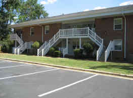 Shamrock Apartments - Raleigh