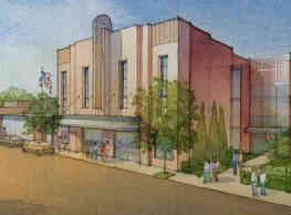 The New East End Theatre Apartments - Richmond