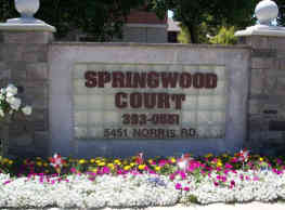 Springwood Court Apartments - Bakersfield