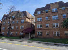 Thames Manor Apartments - Pittsburgh