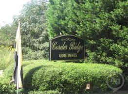 Corder Ridge Town Homes - Warner Robins