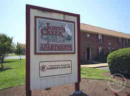 John's Creek Townhomes & Apartments - Hampton