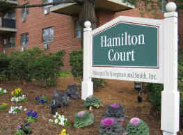 Hamilton Court Apartments - Morristown