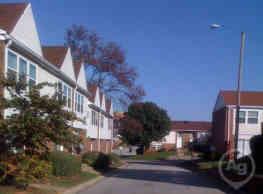 Hampton Place Townhomes - College Park