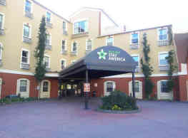 Furnished Studio - Anchorage - Downtown - Anchorage