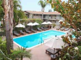 Palm Garden Apartments - South Pasadena