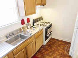 Washington Park Apartments - Camden