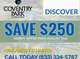 Coventry Park - Jacksonville