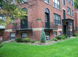 Sheldon Apartments - Buffalo