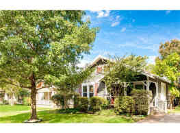Craftsman style single family home in Vickery Plac - Dallas