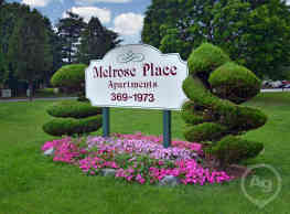 Melrose Place and Possum Park Apartments - Newark