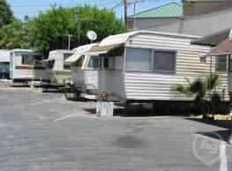 Garvey Trailer Park - South El Monte