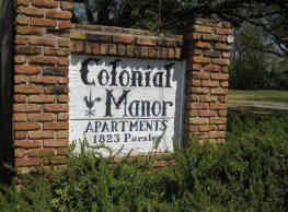 Colonial Manor Properties - Pascagoula