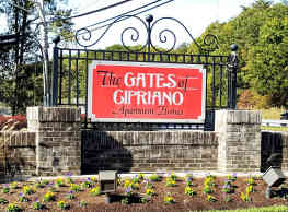 The Gates of Cipriano - Greenbelt